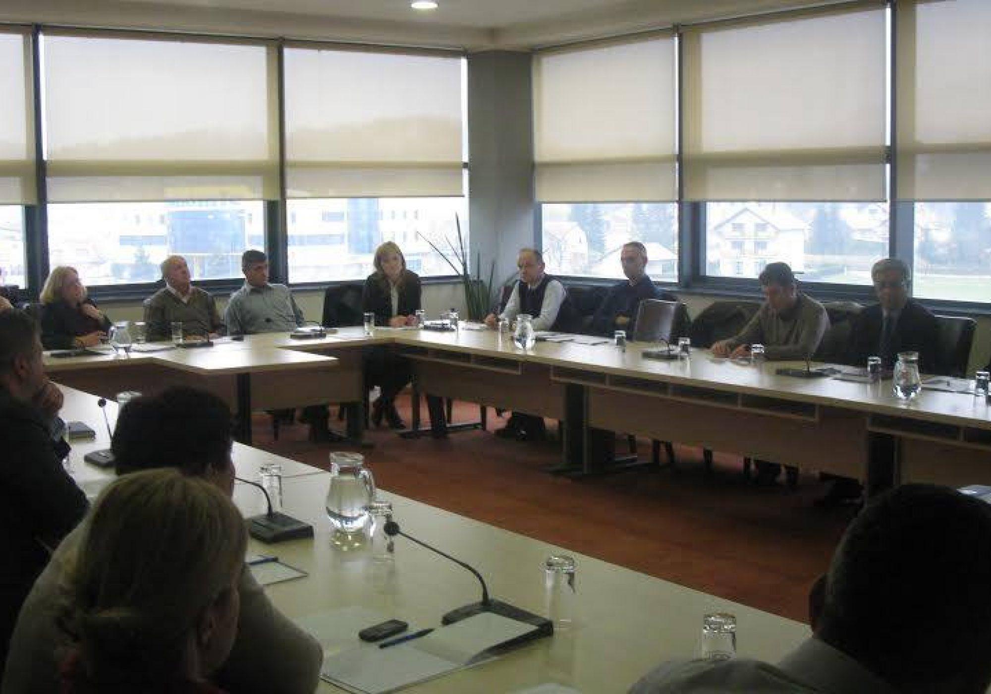 Okrugli sto o Zakonskim izmjenama u sistemu socijalne zaštite u organizaciji OSCE-a