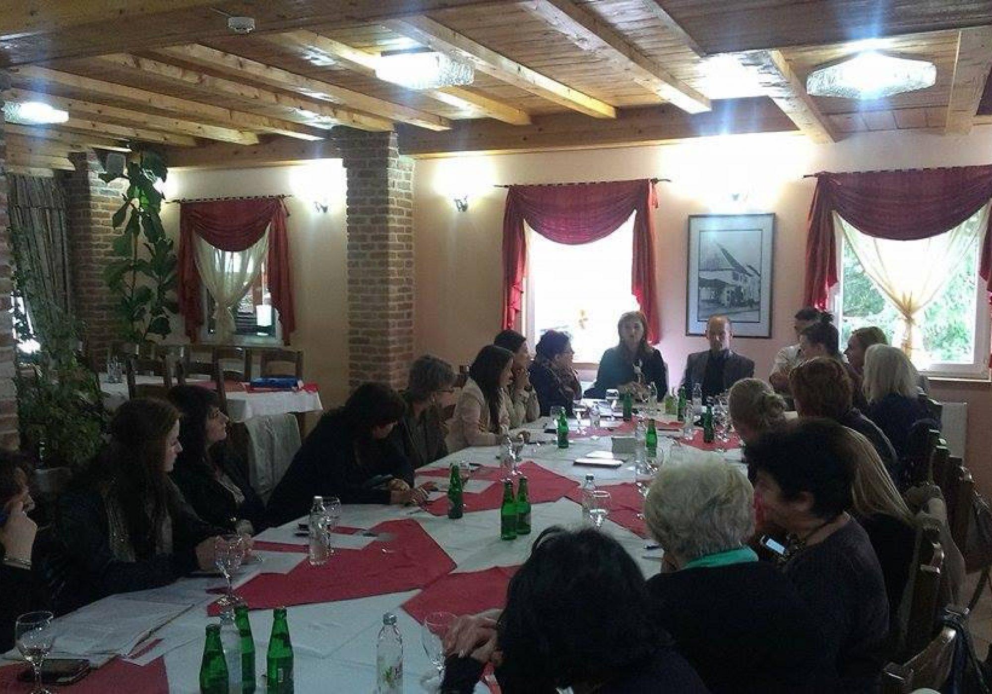 Sastanak Udruženja socijalnih radnika SBK/KSB