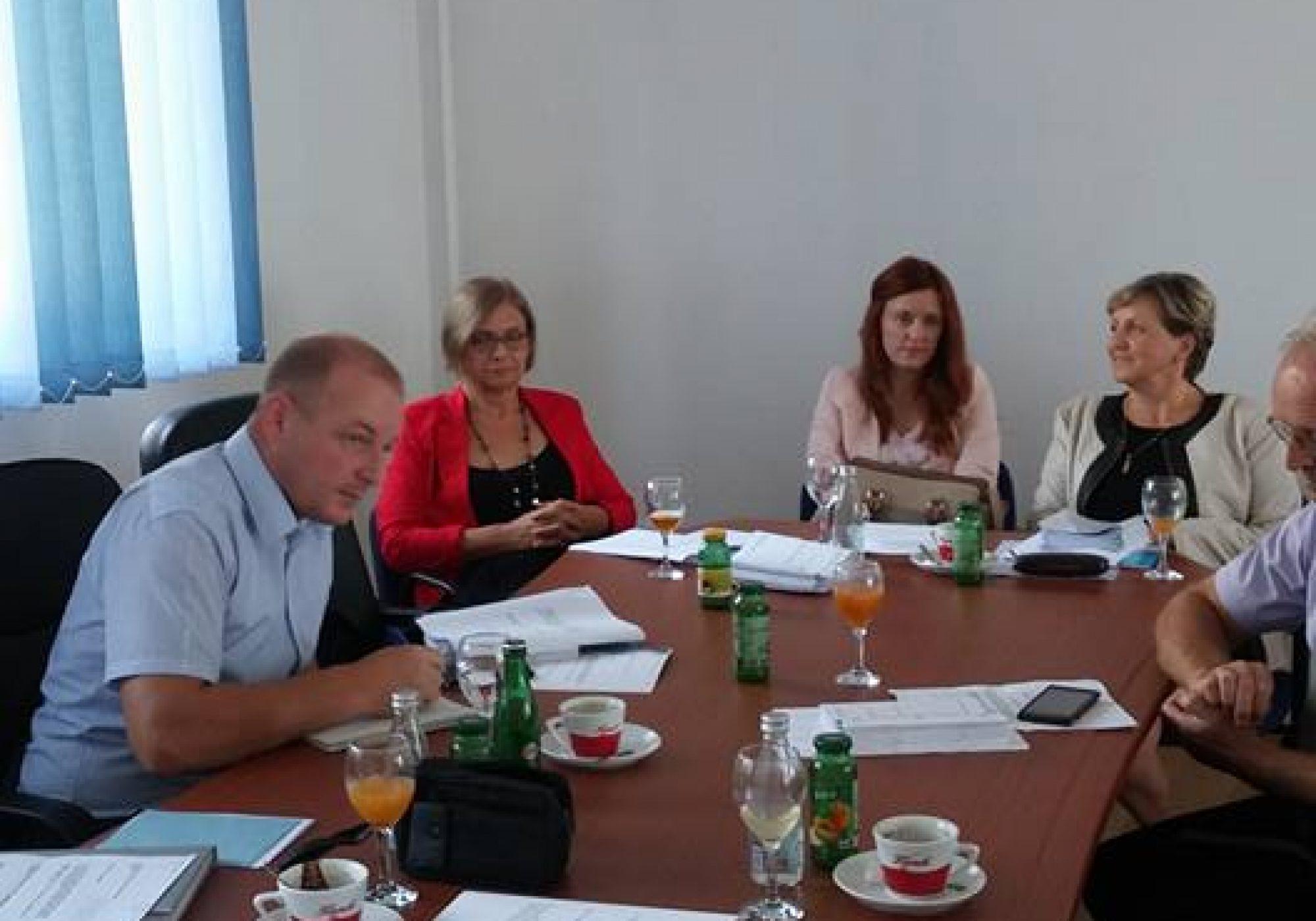 Održan sastanak svih direktora/ravnatelja centara za socijalni rad