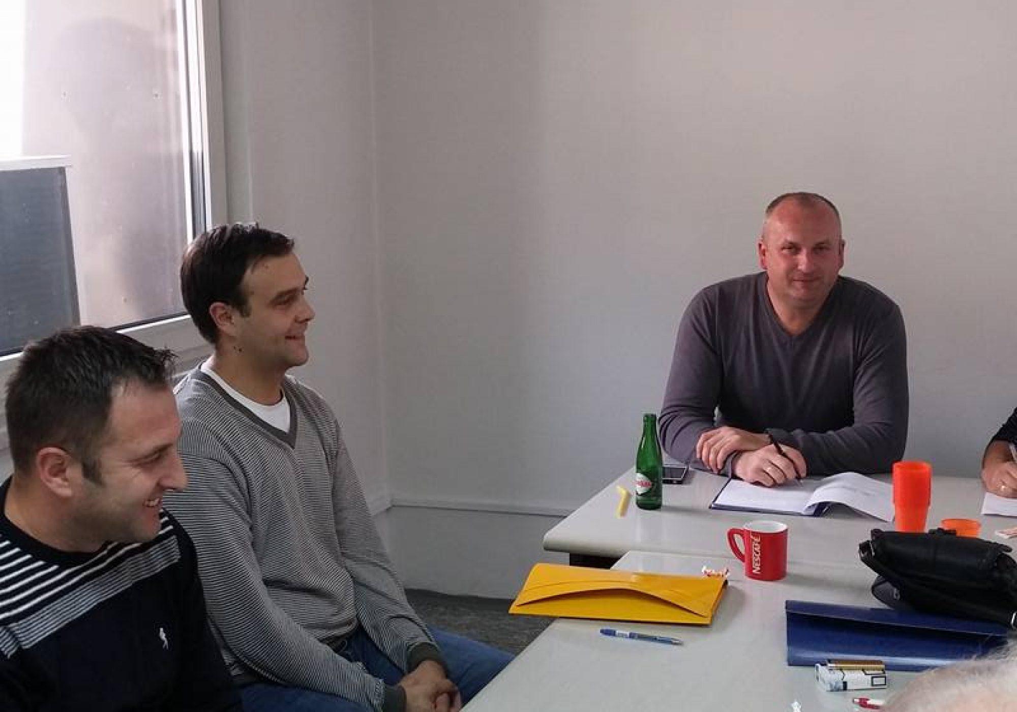 Održan sastanak Multidiscipliniranog tima SBK/KSB u Travniku