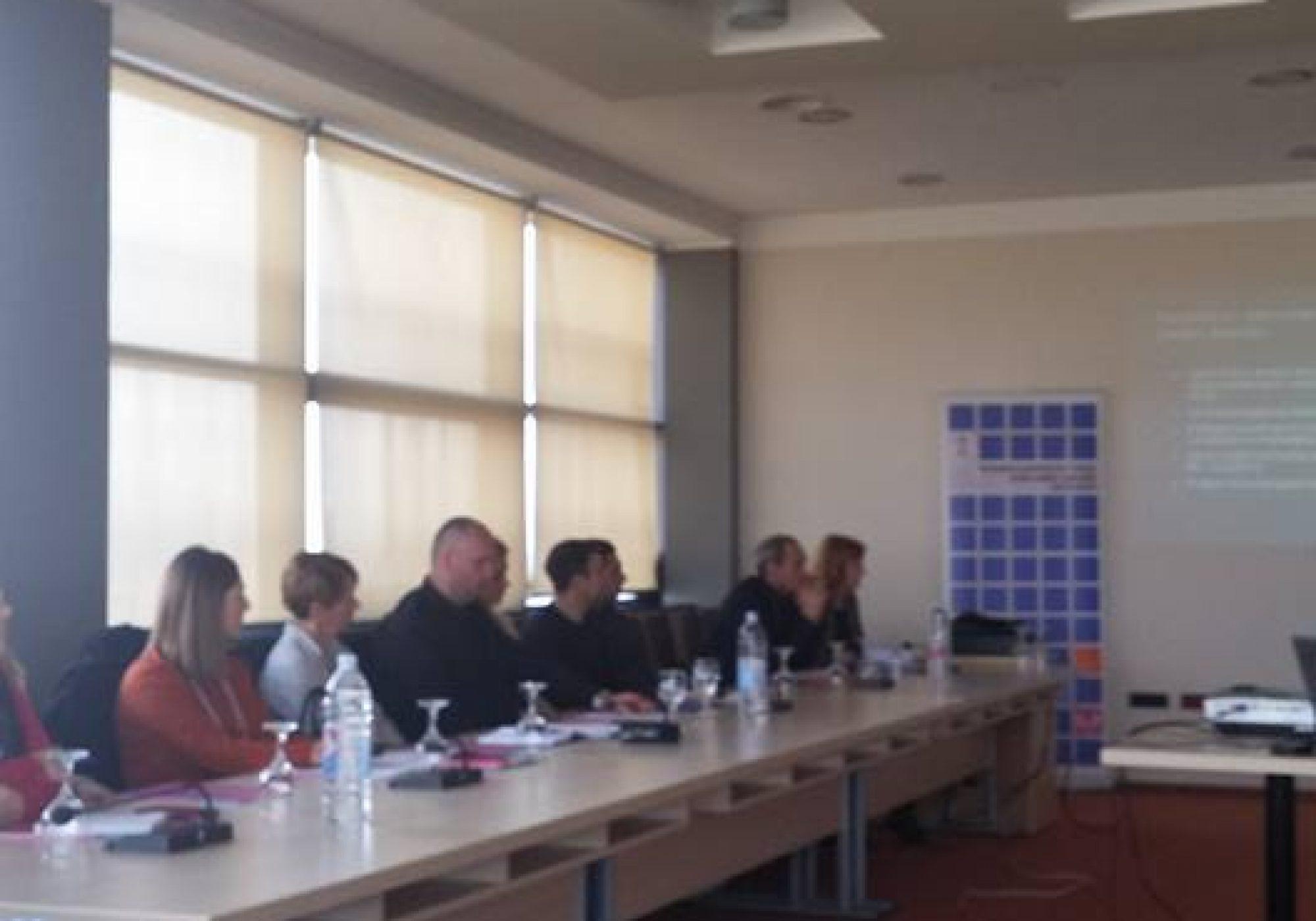 Održan inicijalni radni sastanak za provedbu projekta