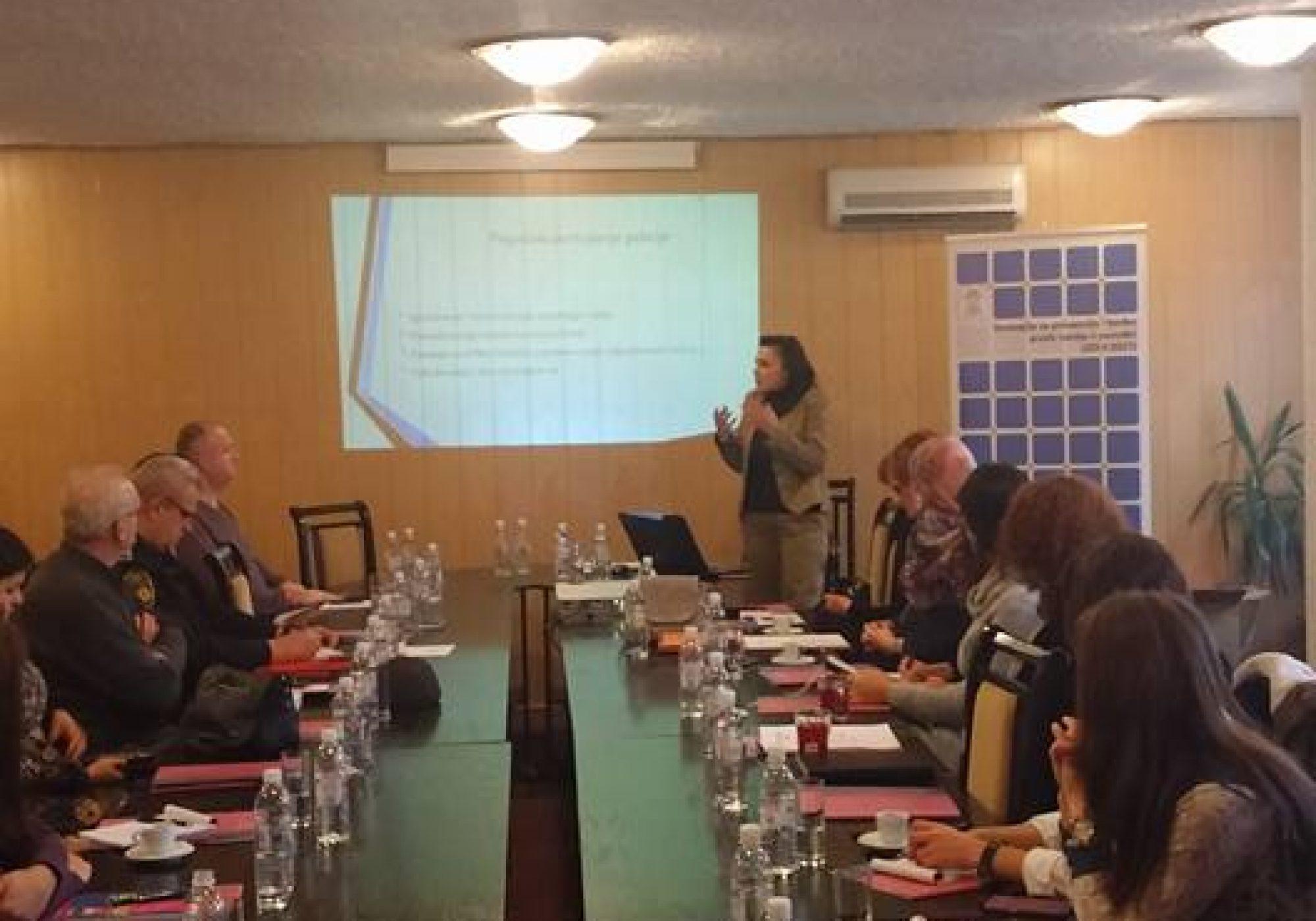 """Multisektorska edukacija u okviru projekta: """"Unapređenje pristupa multisektorskim uslugama za žrtve rodno zasnovanog nasilja na kantonalnom i općinskom nivou"""""""