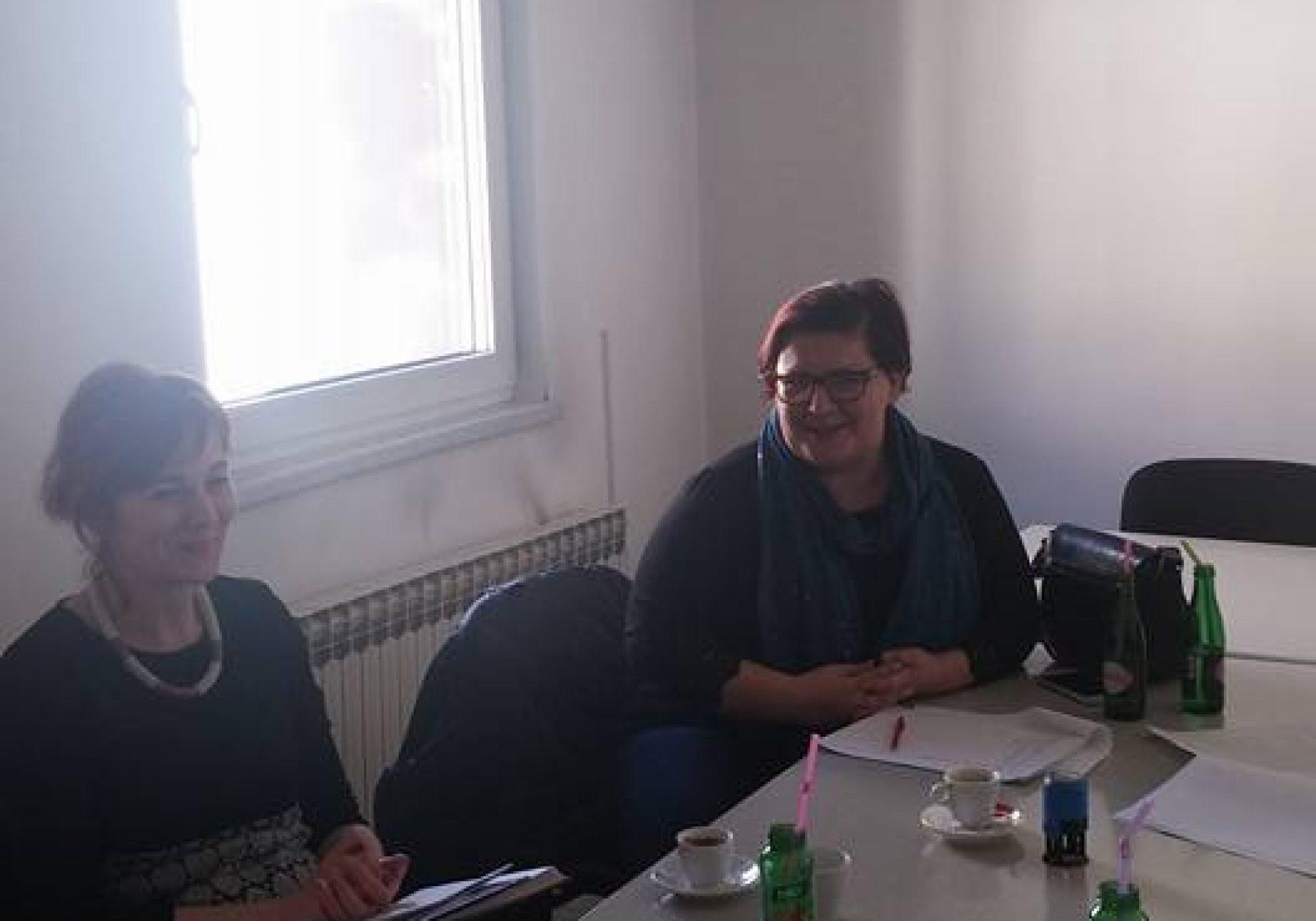 Održan sastanak članova udruženja/udruge socijalnih radnika SBK/KSB