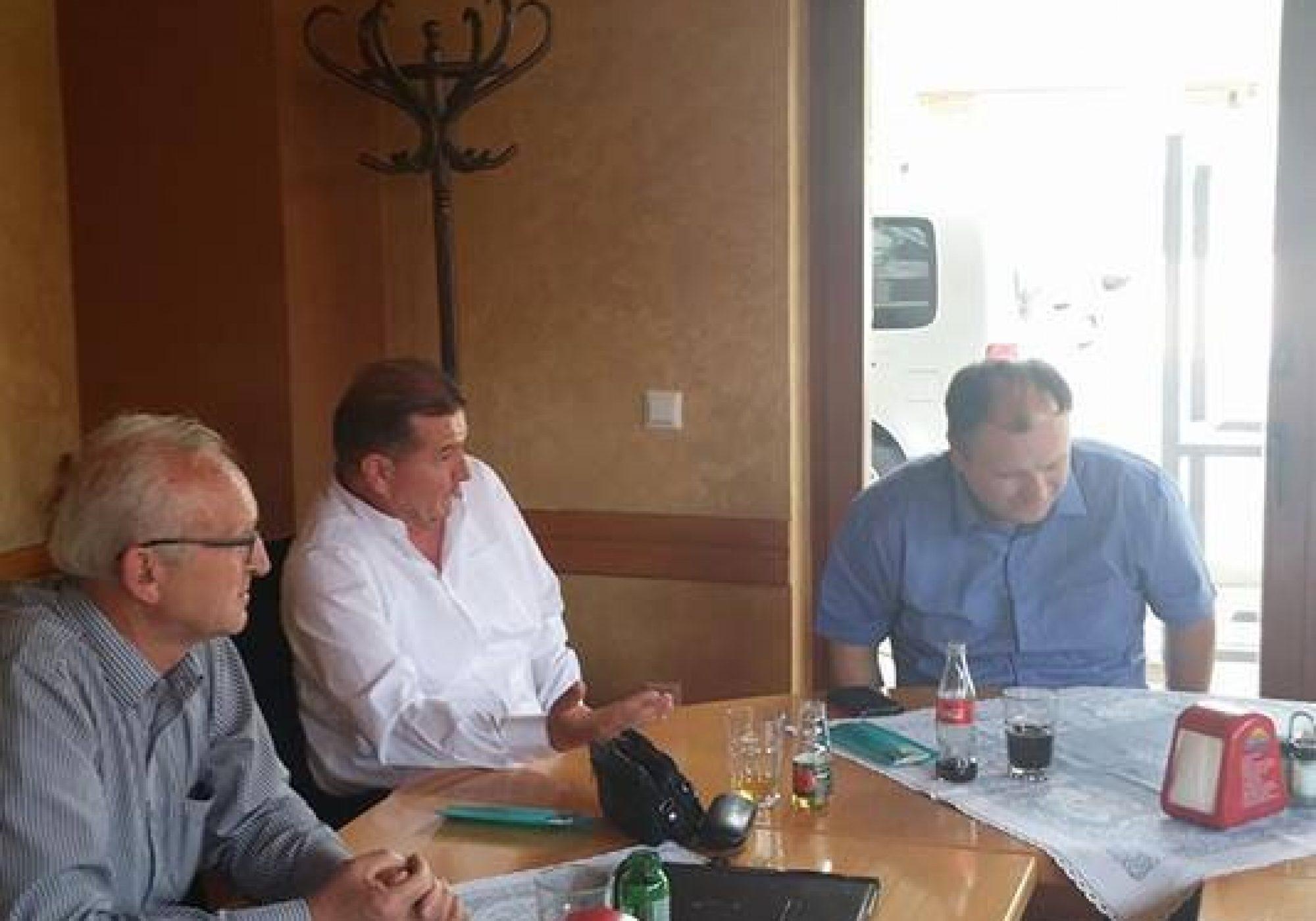 Održan sastanak direktora centara za socijalni rad SBK/KSB