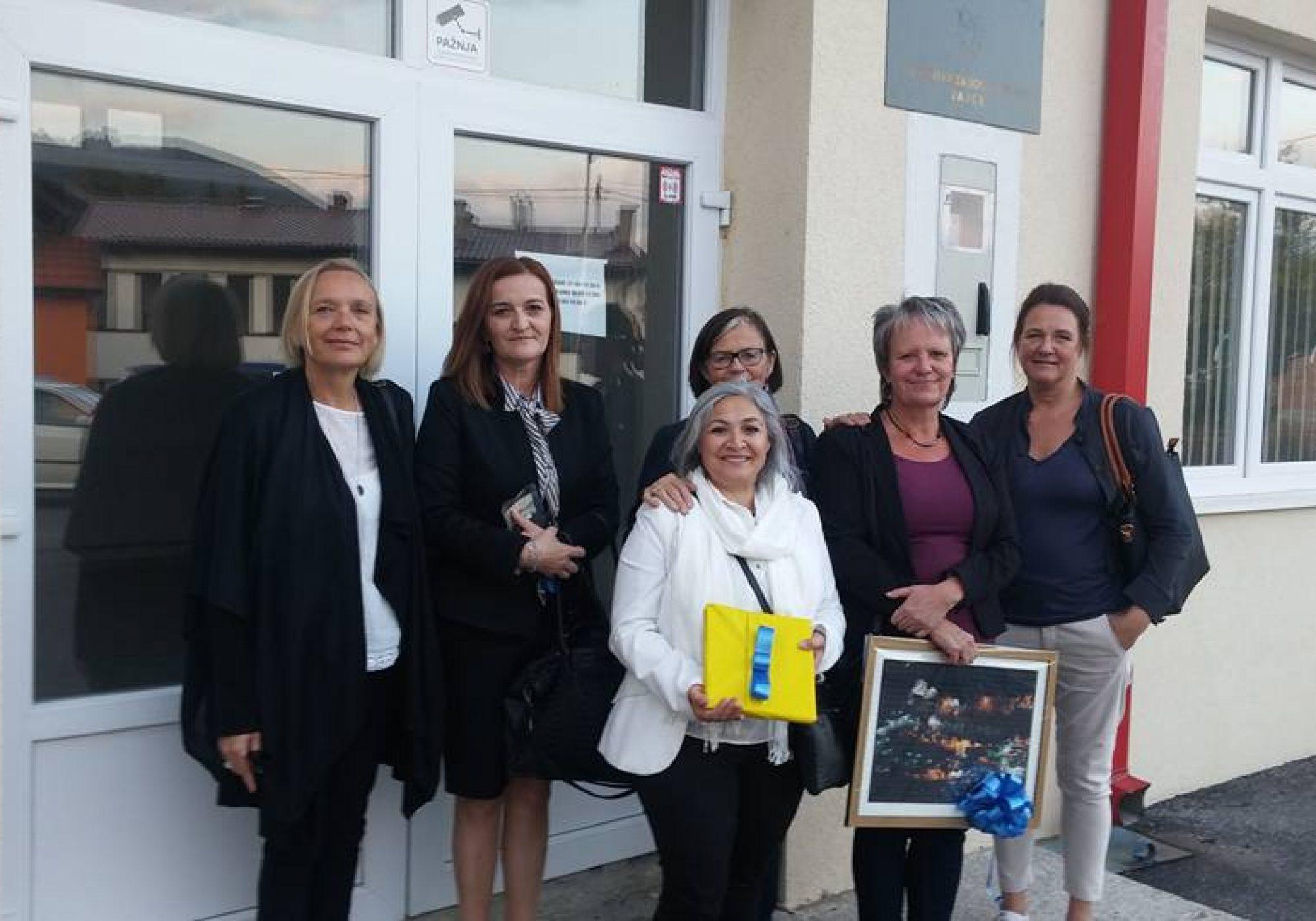 Posjeta socijalnih radnica iz Švedske centru za socijalni rad Jajce