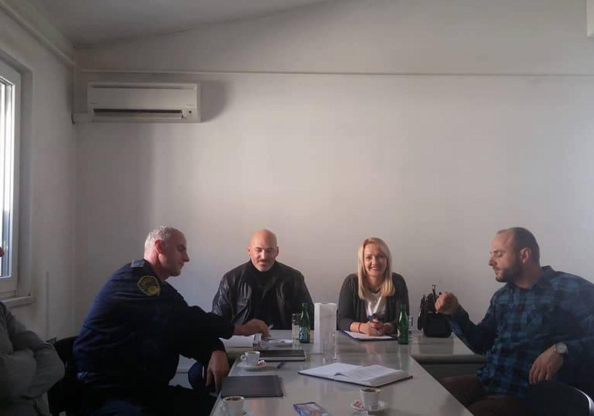 Održan sastanak članova Multidisciplinarnog tima SBK/KSB