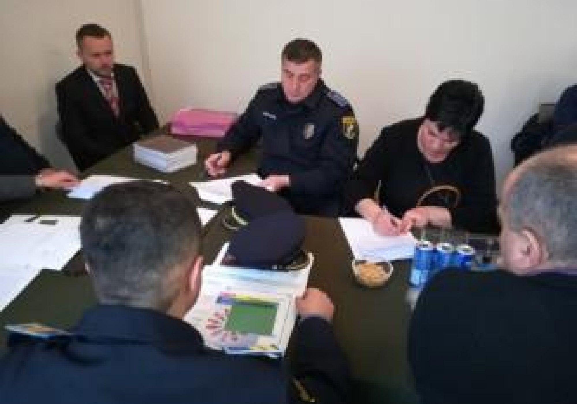 Potpisivanje protokola o postupanju u slučajevima nasilja u porodici u Donjem Vakufu